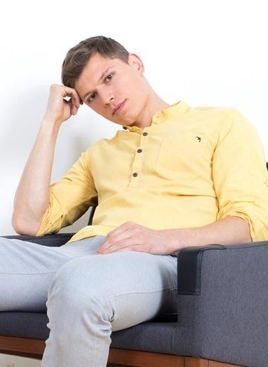 Cazador Gömlek Sarı